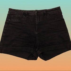 YMI High Rise Shorts